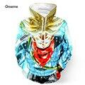 Legal Com Raiva Vegeta Impresso 3D Hoodies Sportswear Outerwear Moletom Com Capuz Capuz Clássico Anime Dragon Ball Z Super Saiyan
