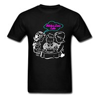 GILDAN Men S T Shirts Summer Style Fashion Swag Men T Shirts Electronic Music Bitches Love