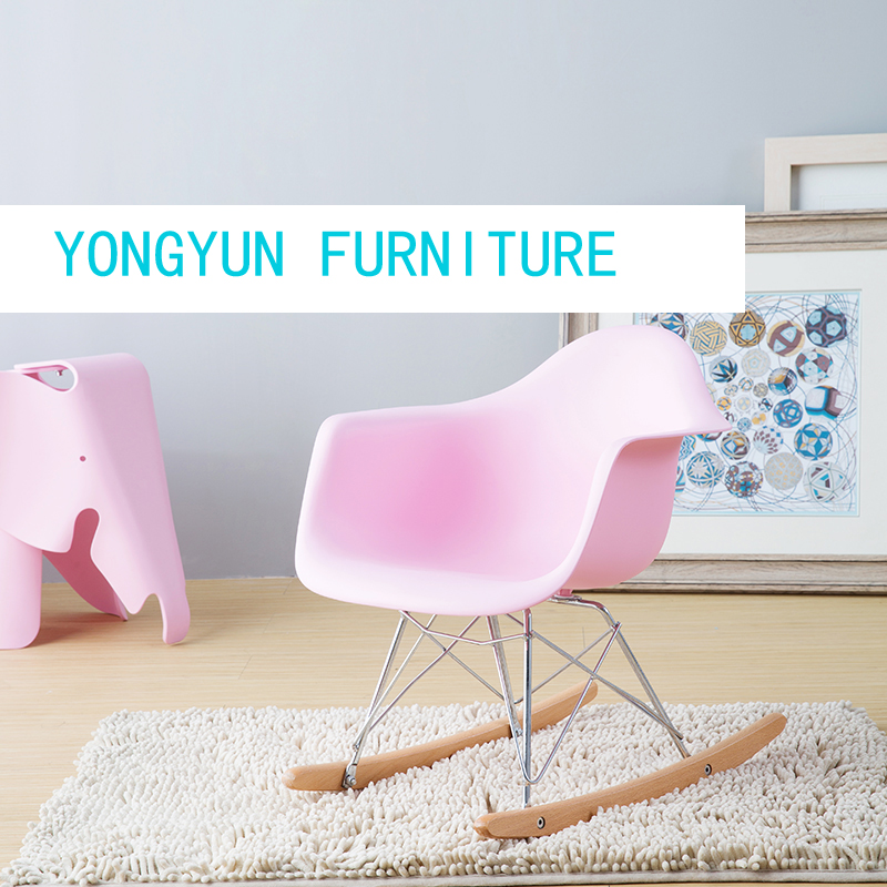 Children Chair Kids Rocking Chair Baby Rocker Leisure Childrenu0027s Room  Plastic Fashion Popular Minimalist Modern Balcony Chairs In Children Chairs  From ...