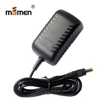 Mamen EU/US/AU/UK Plug AC Adapter 110V-240V 12V-2A 24W Output Removable Monitor Switching DVD Router DC