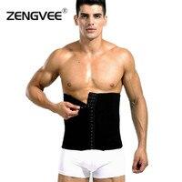 Men Body Shaper Belly Underwear Shaper Waist Cincher Shaper Men Girdle Slim Belt Supports Waist Contral