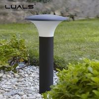 Outdoor Lighting Garden LED Lawn Lamp Modern Landscape Light Aluminum Light Body Waterproof Landscape Column Lamps Art Lighting