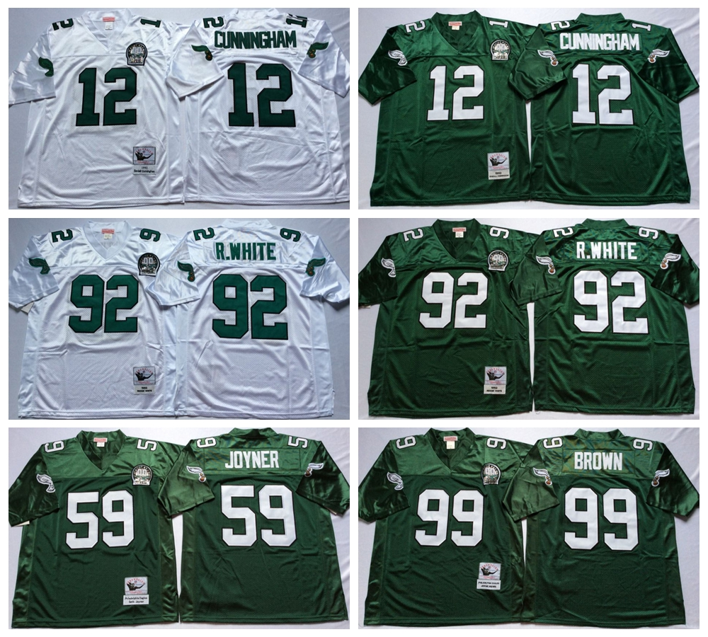 Wholesale cunningham eagles jersey | cheap price  free shipping