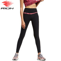 RION Gym Leggings Sport Women 2019 Fitness Shark Seamless Yoga Pants Push Up High Waist Running Tights Sports Clothing Quick Dry