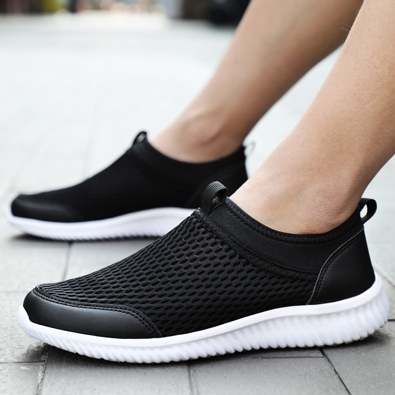 2019 New summer men shoes breathable mesh mens casual shoes tide soft bottom flats EF1112019 New summer men shoes breathable mesh mens casual shoes tide soft bottom flats EF111