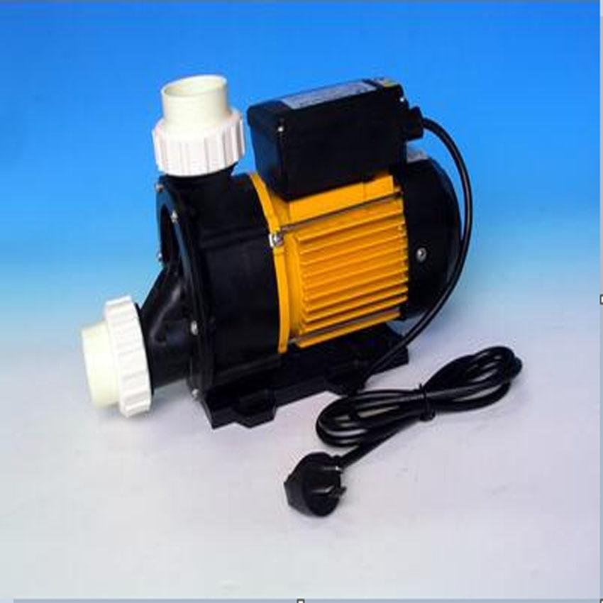1PC 110V/220V JA50 0.5HP/0.37KW Large Flow of Sea Water Pump Circulation Pump Whirlpool Bath Pump Model JA50 lx whirlpool bathtub pump ja50 0 5 hp 370 watts