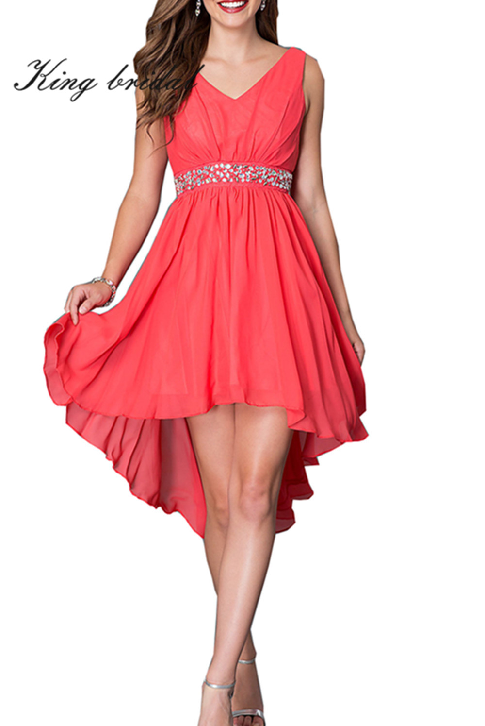Compare Prices on Coral Prom Dresses- Online Shopping/Buy ...