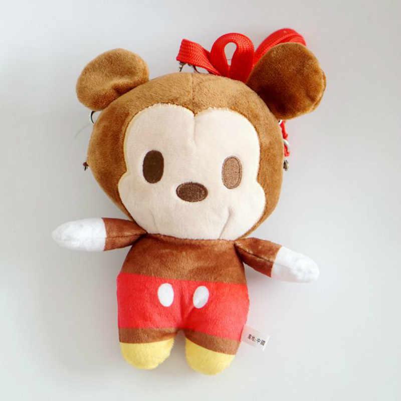 Lovey Микки Минни Дональд Дак Маргаритка стежка жетон-монета кошелек унисекс многофункциональный кавайная сумка Плюшевые игрушки Аниме