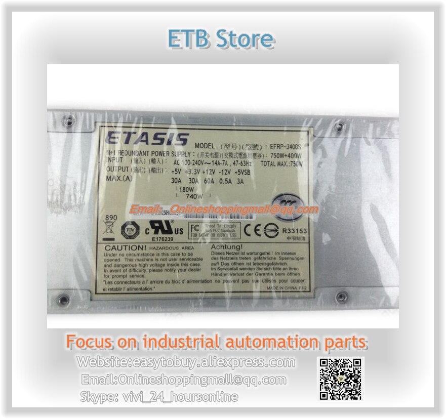 все цены на  Original EFRP-3400S server power 2+1 power supply cage quality warranty for one year  онлайн