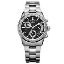 Luxury brand watches women Fashion Casual elegant womens quartz staninless steel wrist watch Waterproof relogio