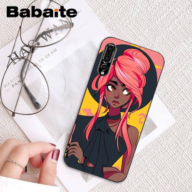 newly popular aesthetic art black girl