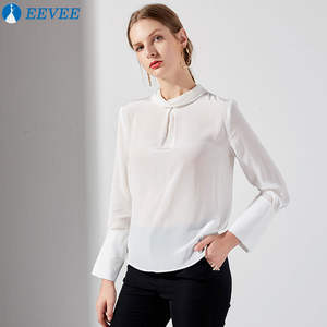 405a04a9 skyyue 2018 summer women's Tops white long sleeves shirts