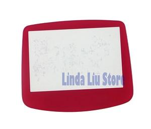 Image 5 - ChengChengDianWan 7 couleurs pour GBA système de remplacement protecteur en plastique écran lentille protecteur 10 pièces/lot
