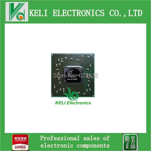Frete Grátis 1 pcs computador bga chipset ATI 216-0774207 216 0774207 IC chips gráficos testado reballs