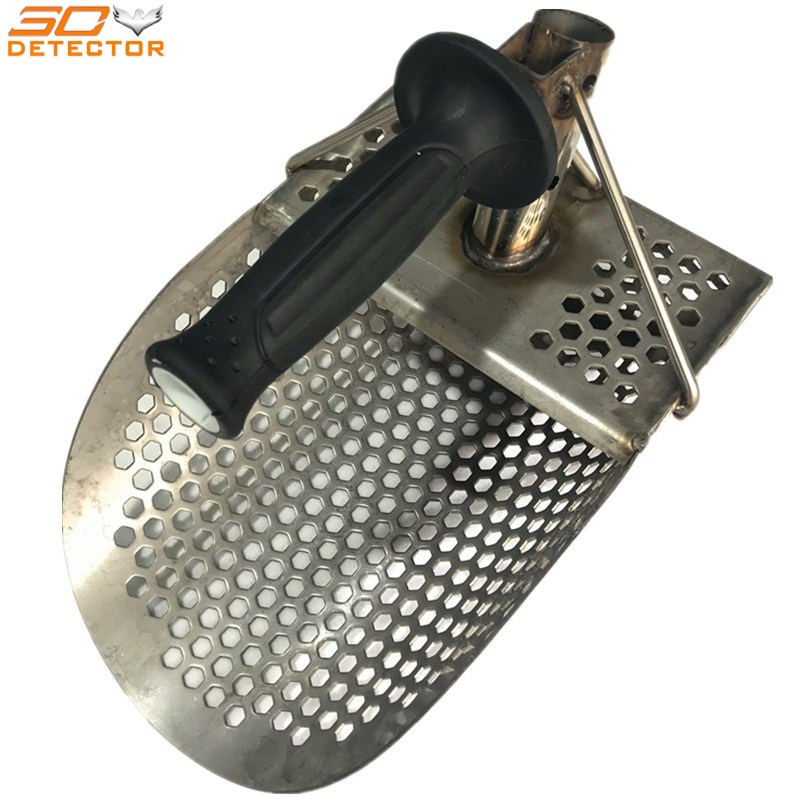 Best quality stainless steel metal sand scoop beach sand scoop цены онлайн