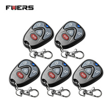 Fuers High Quality 433Mhz Keychain Remote Control Gsm Remote For G90E G90B Wifi Alarm Systems Security