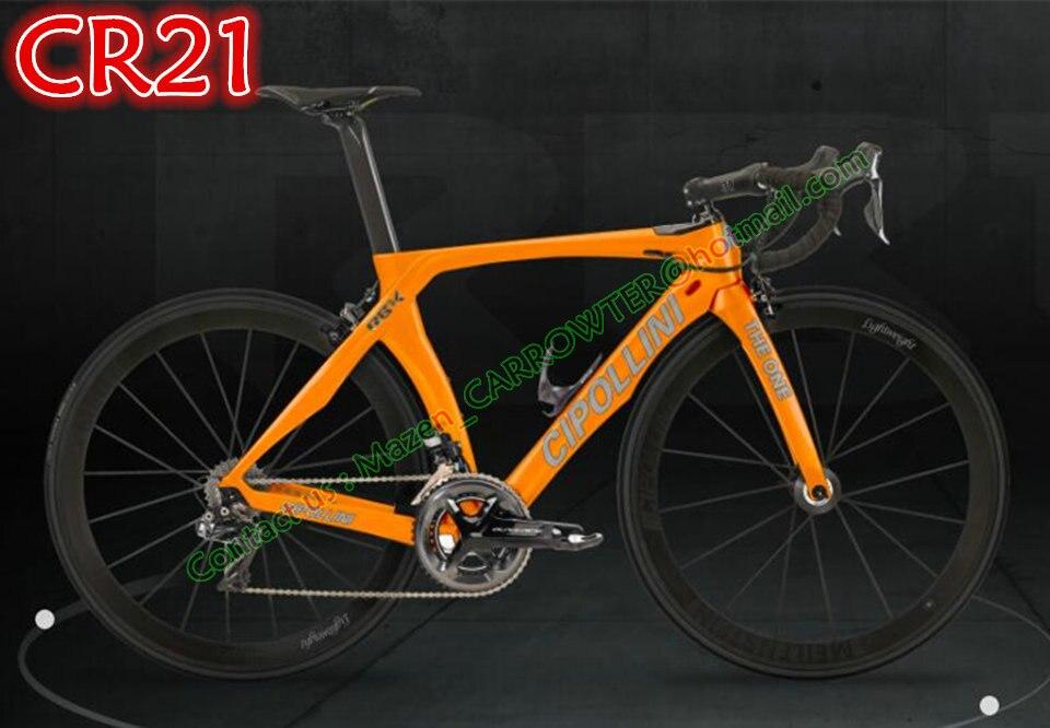 CR21 Silver logo Orange