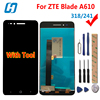 For ZTE Blade A610 LCD Touch Screen High Quality 100 New Digitizer Glass Panel For ZTE
