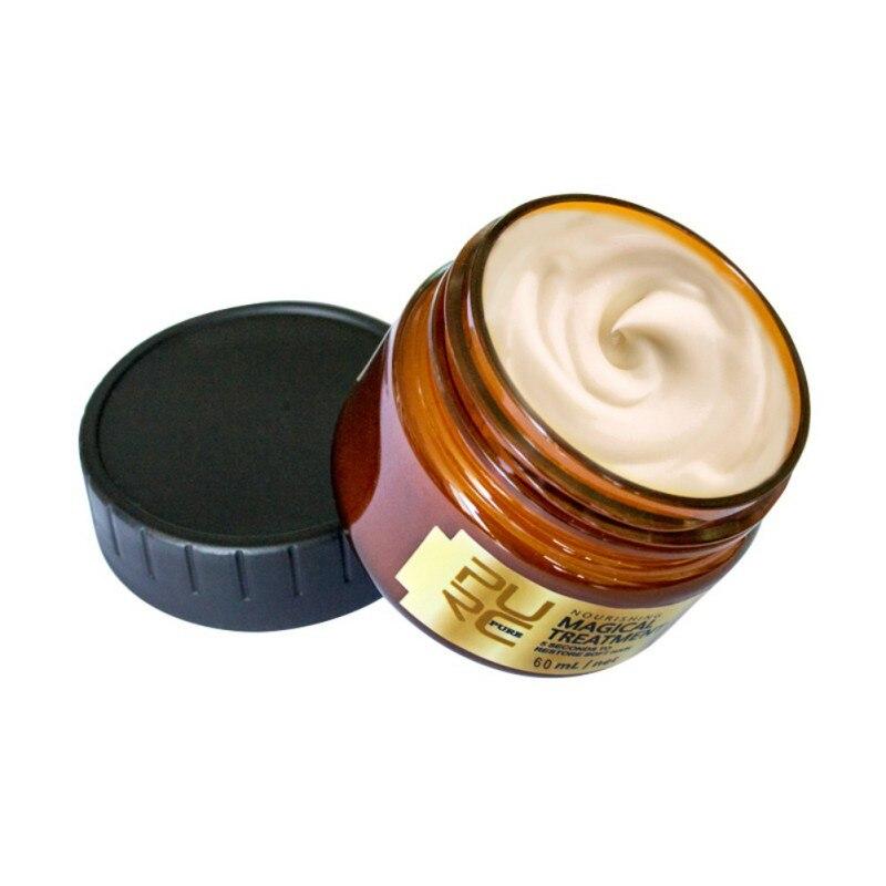 Máscara de tratamiento de 60/120ml, 5 segundos de rápida restauración, daña el cabello suave para todos los tipos de cabello con queratina y tratamiento del cuero cabelludo, cabello liso treatment hair hair smoothingscalp treatment - AliExpress