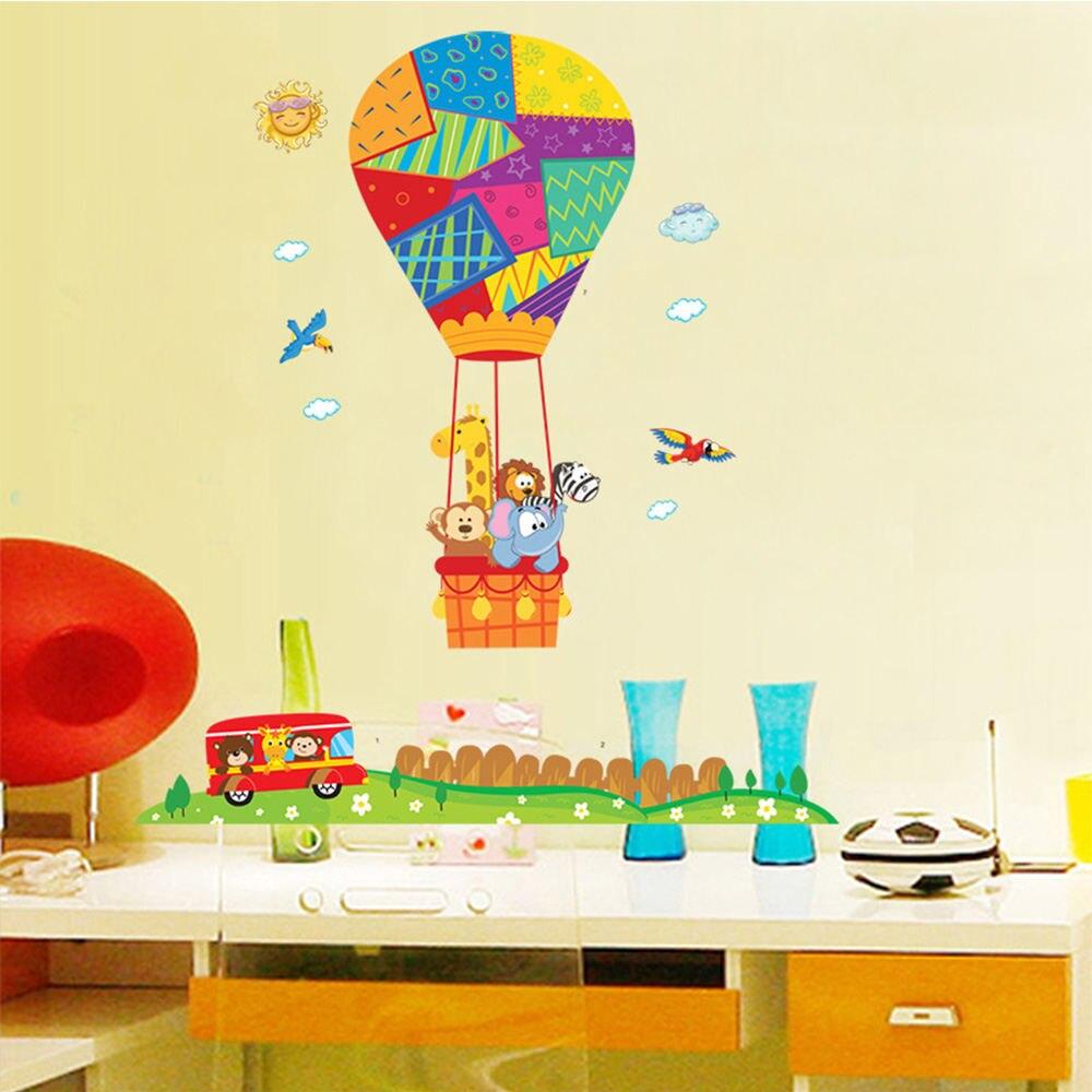 Aliexpress.com : Buy 1 Piece Eiffel Tower Animal Balloon Wall ...