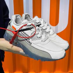 2019 Высококачественная модная повседневная легкая обувь унисекс Женские нескользящие кроссовки Мужские дышащие кроссовки Мужская удобная