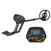 High Sensitivity MD 4080 Gold Metal Detector digital Metal Detector Pinpoint Target Updated 4030