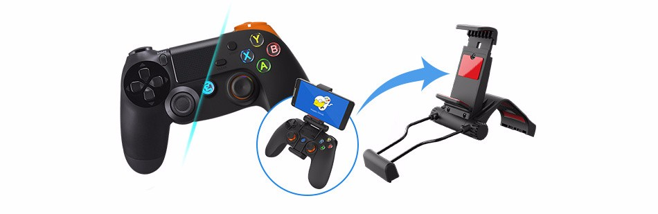 GameSir G3s Gamepad for PS3 Controller Bluetooth&2.4GHz snes nes N64 Joystick PC for Samsung Gear VR Box for SONY Playstation 2 12