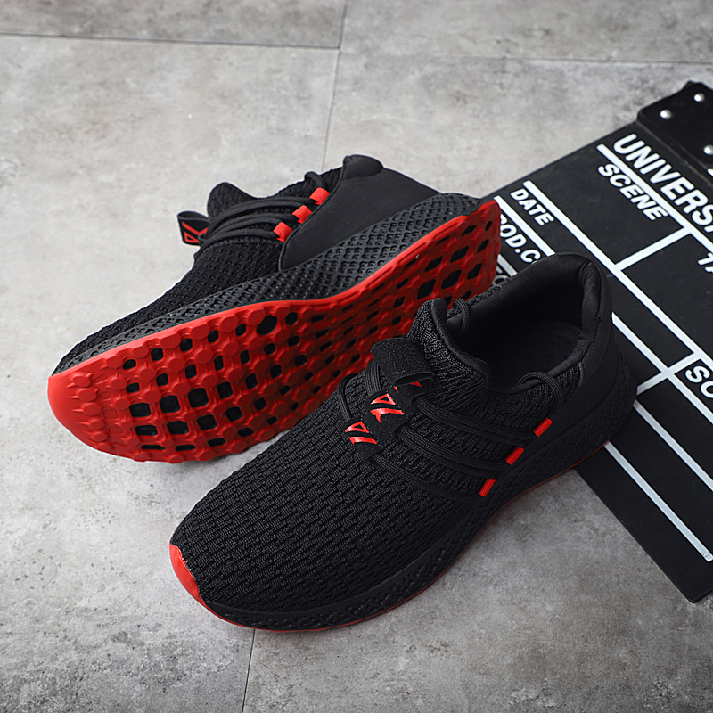 Sneakers For Men Running Shoes Sport Summer Breathable Sneakers Male Casual Shoes Outdoor Footwear Men Running Sneakers Sporty