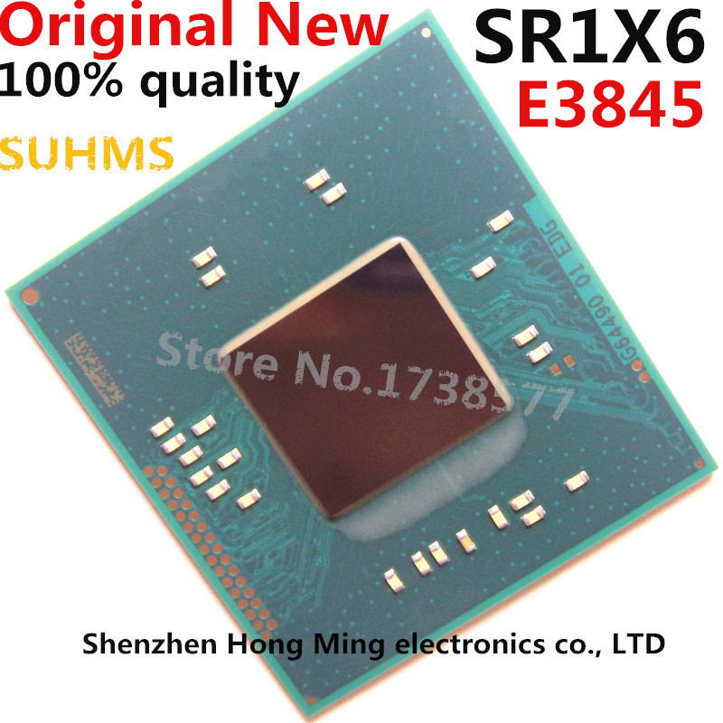 100% New SR1X6 E3845 BGA Chipset100% New SR1X6 E3845 BGA Chipset