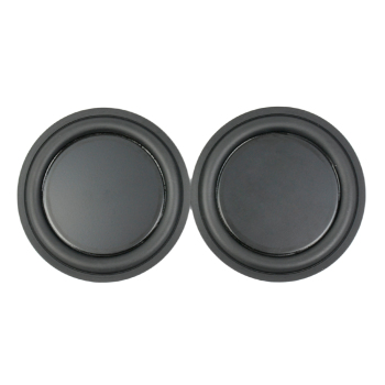 Passive Radiator Speaker 67/75/85/95/160mm 2 Pcs 6