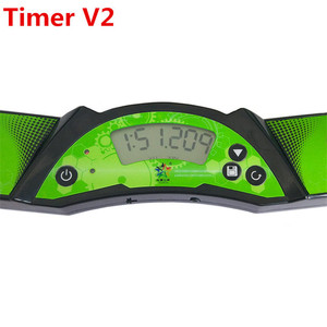 Image 3 - Yuxin cube timer v2 high speed timer professional clock machine for magic cube sport stacking for competition