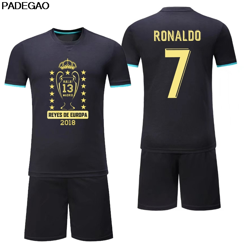 info for bf1b3 01efc New Customize men La Tredecima s 13 Cristiano Ronaldo black ...