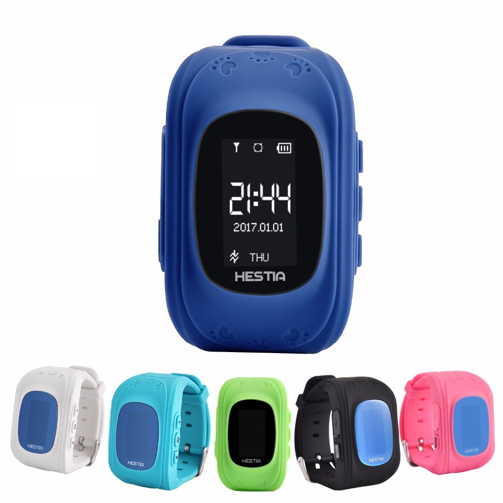 <font><b>Q50</b></font> Smart Watch Kid Safe Wristwatch GSM <font><b>GPS</b></font> Finder Locator Tracker SIM SOS Anti-Lost Smart Watch Children Watch for iOS Android image