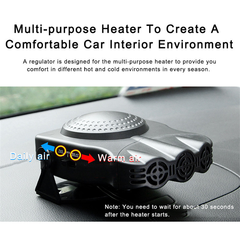 Car Windshield Heater