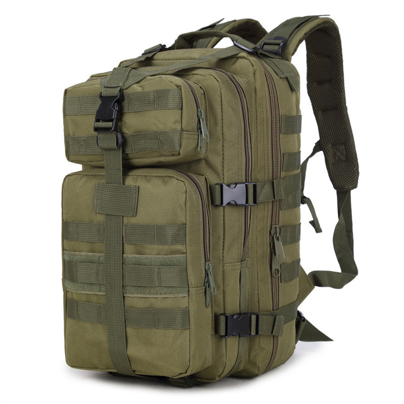 35L Military Tactical Assault Pack Backpack Army Waterproof Bug Out Bag Small Rucksack for Outdoor Hiking Camping tactical backpack rucksack bag assault pack daypack waterproof hiking camping sport bag military knapsack packsack for camping