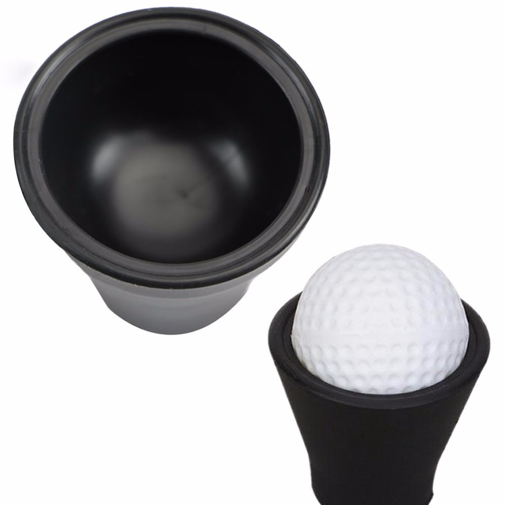 Caiton Rubbe Golf Ball Pick Up For Golf Club Grip Golf Accessories