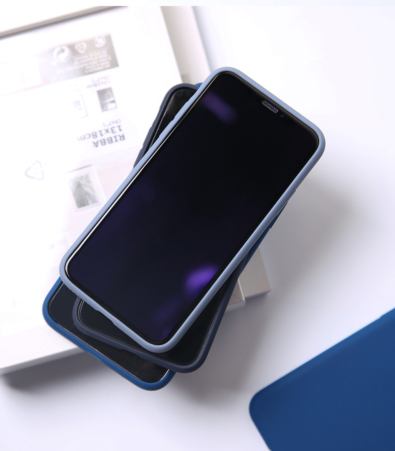 Silicone Case for Apple iPhone 13