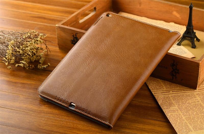 עבור iPad מיני 1 2 3 4 תיק עור יוקרתי עור כיסוי חכם בעל דוכן חריץ כרטיס תיק תיק iPadmini אופנה, עסקים