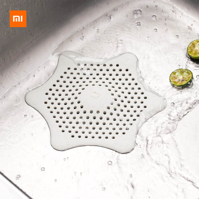 Permalink to Xiaomi Jordanjudy Kitchen Drains Sink Strainers Drain Hair Colander Bathroom Cleaning Tool Kitchen Sink Accessories Gadgets