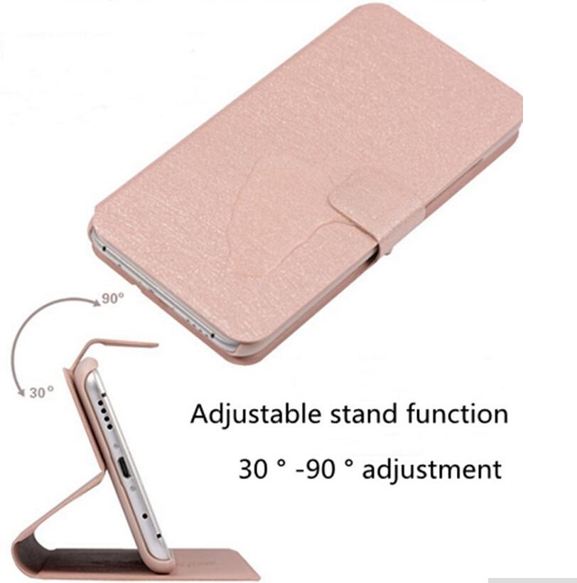 För LG X Power Luxury Flip Magnetisk PU-läderplånbok för LG X - Reservdelar och tillbehör för mobiltelefoner - Foto 4