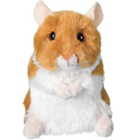 Talking Hamster Electronic Pet Talking Plush Buddy Mouse For Kids Z829