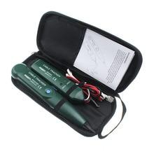 Сетевой тестер кабеля Ethernet для RJ11 RJ45 Cat5 Cat6 телефонный провод трекер Tracer тонер Ethernet LAN сеть