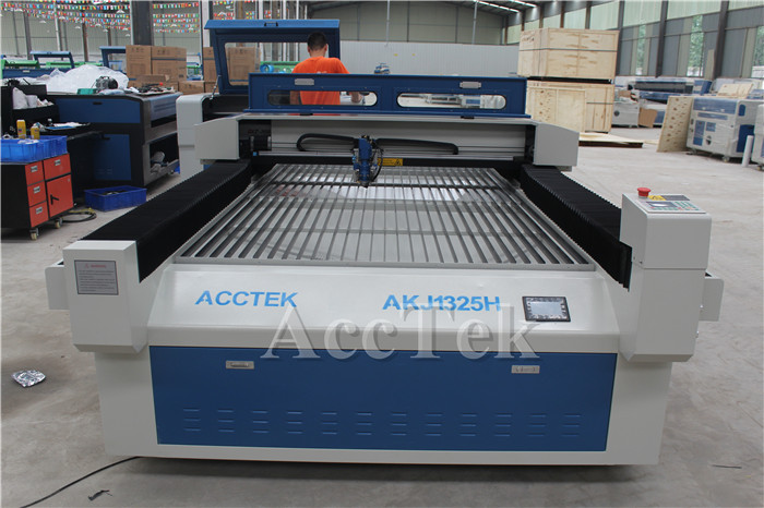 Factory prices widely used 1500*3000mm 150/180W/280/<font><b>300W</b></font> <font><b>co2</b></font> cnc metal and nonmetal <font><b>laser</b></font> cutting machine image