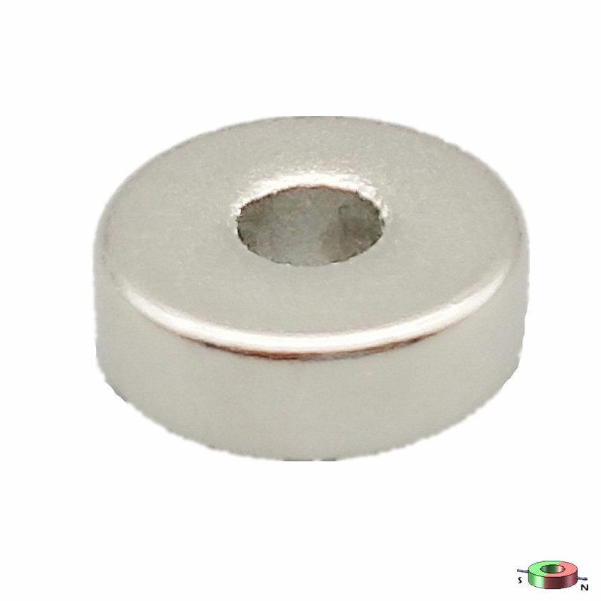 1 pack Diametrically NdFeB Magnet Ring Diameter 9.53x3.18x3.18 mm 3/8*1/8**1/8 Tube Magnetized Neodymium Permanent Magnets 1 pack diametrically ndfeb magnet ring diameter 9 53x3 18x3 18 mm 3 8 1 8 1 8 tube magnetized neodymium permanent magnets