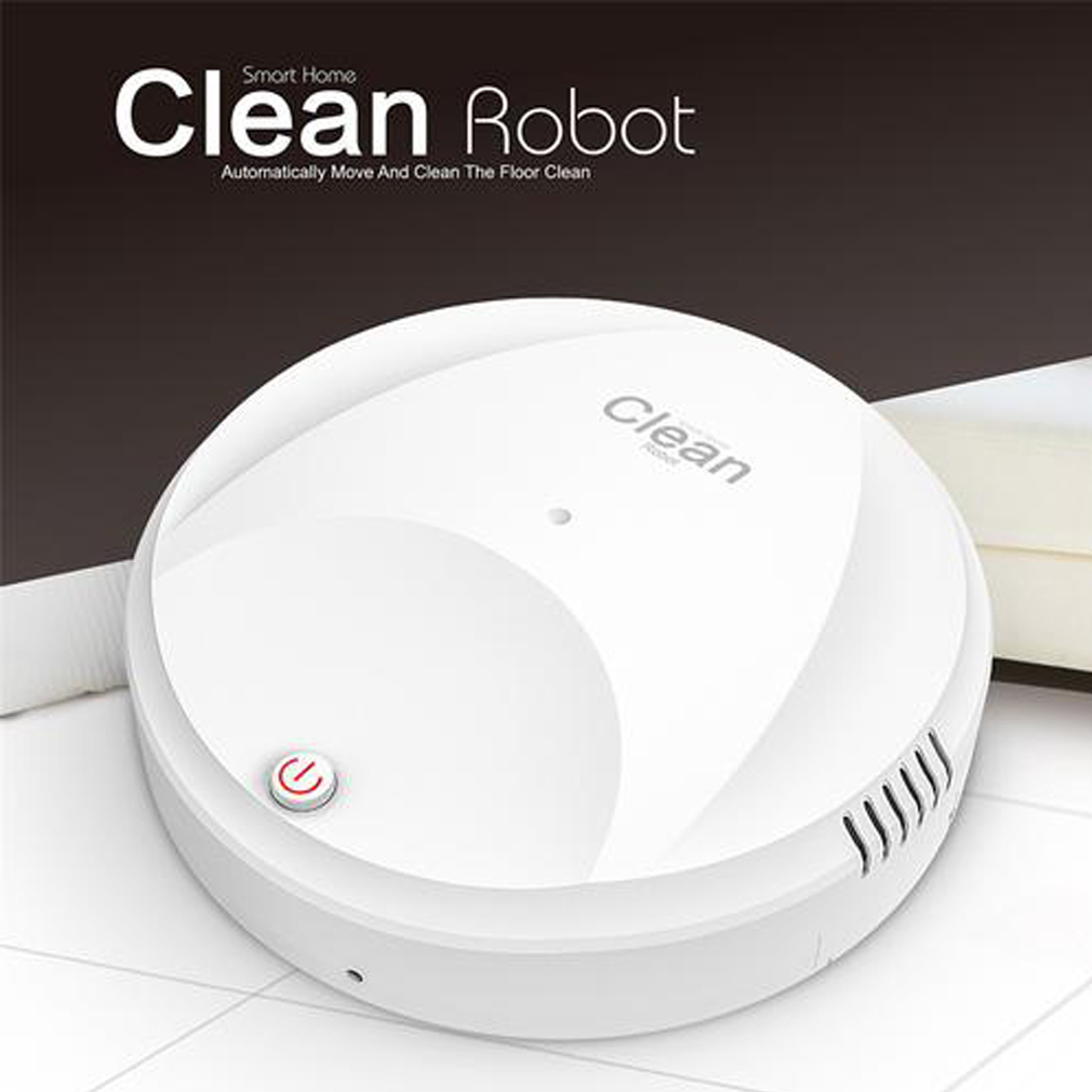 Automatic Rechargeable Strong Suction Sweeping Smart Clean Robot 16