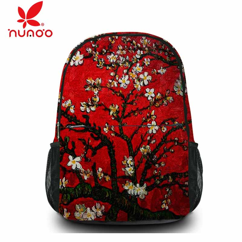 school laptop backpack for men women teenage girls travel backpack bag for macbook pro /air for hp for asus 15 15.6
