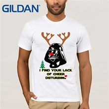 98e336dc Christmas Xmas Stocking Filler Present Gift Secret Joke Funny Santa T Shirt (China)