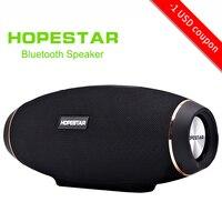 EStgoSZ HOPESTAR H20 беспроводной портативный Bluetooth 4,2 динамик 30 Вт Водонепроницаемый Открытый бас эффект с power Bank USB AUX мобильный