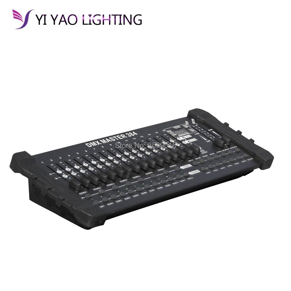 Free Shipping 384B Stage Lighting 384 Console DMX 512 controller DJ equipment