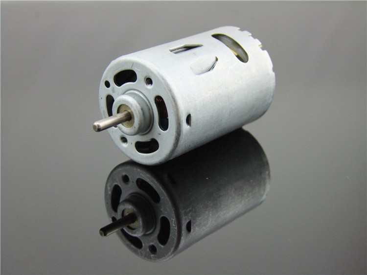 DC12V 10000RPM 540 Mini Motor Strong Magnetic Brush Strong Driving Force DIY Toys Parts Free Shipping Russia